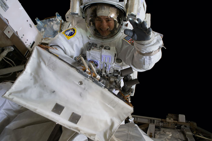 all-female spacewalk