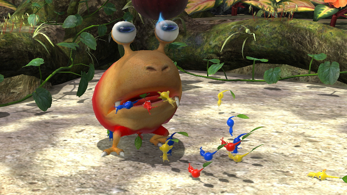 GAME REVIEW: Pikmin 3 Deluxe