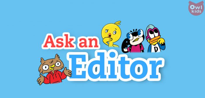 Ask An Editor: What Are Your Favourite Things?