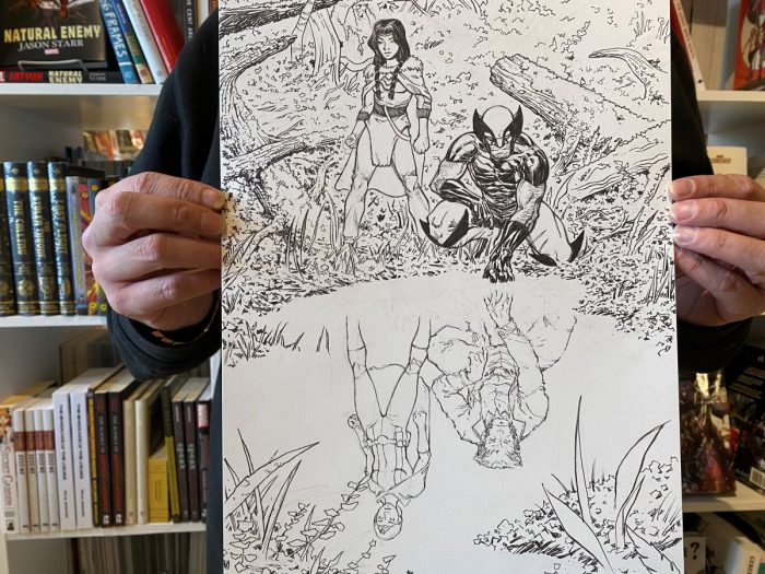 Whitefish Lake First Nation artist realizes Marvel-ous dream