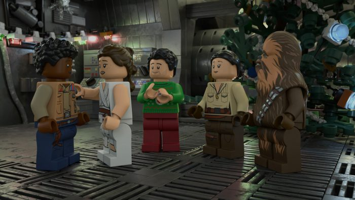 MOVIE REVIEW: LEGO Star Wars Holiday Special