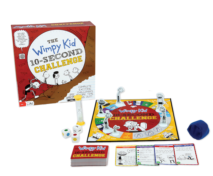 CONTEST: Diary of a Wimpy Kid game pack!