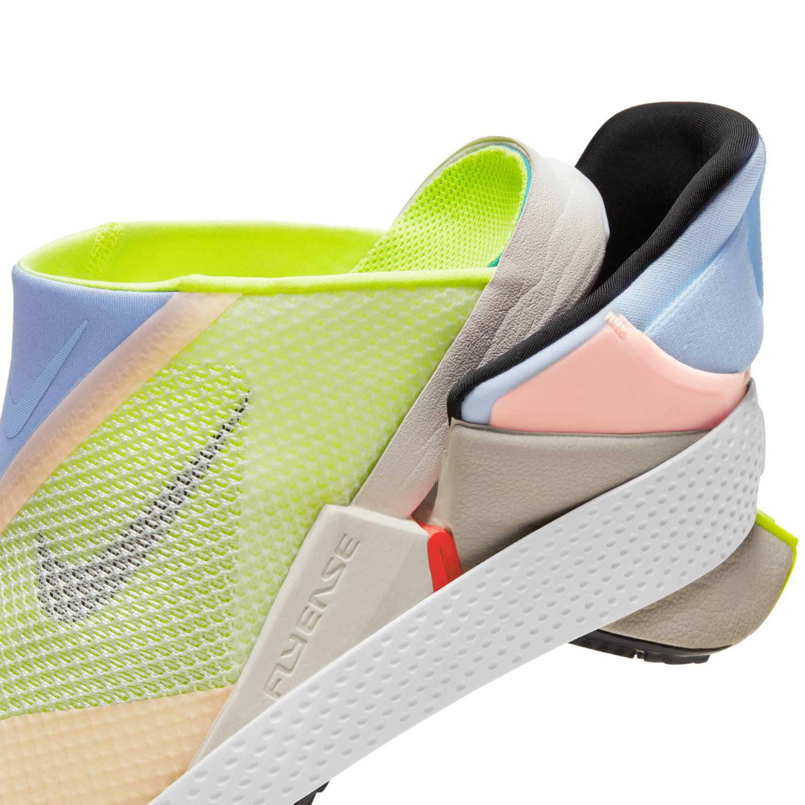 Hands-free sneakers are music to your feet!