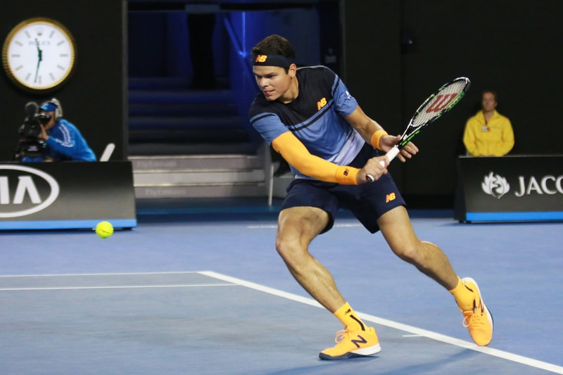 Milos Raonic tennis