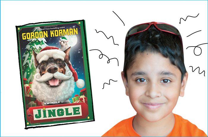 Mazzen and Jingle book