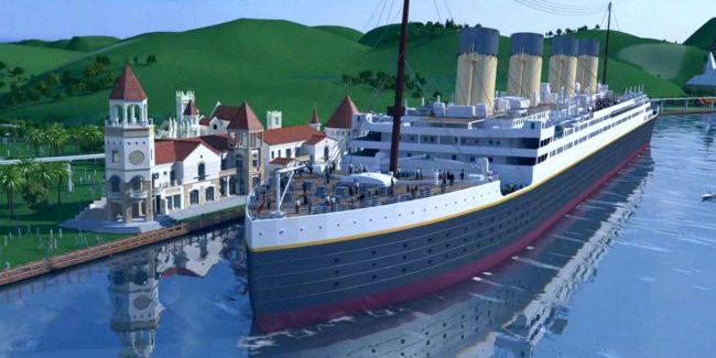 chinese titanic