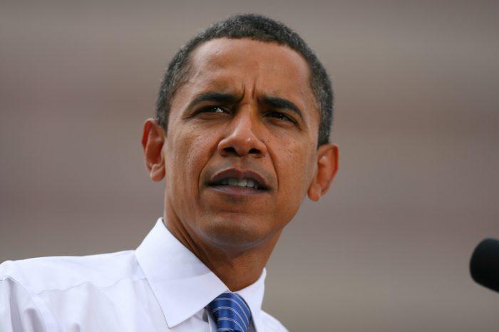 Barack Obama in 2008