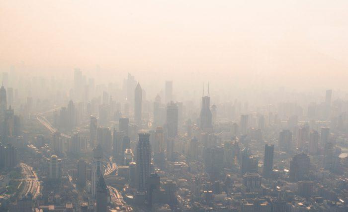 air pollution climate goals