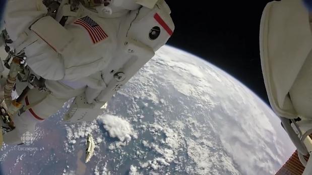 peggy whitson spacewalk