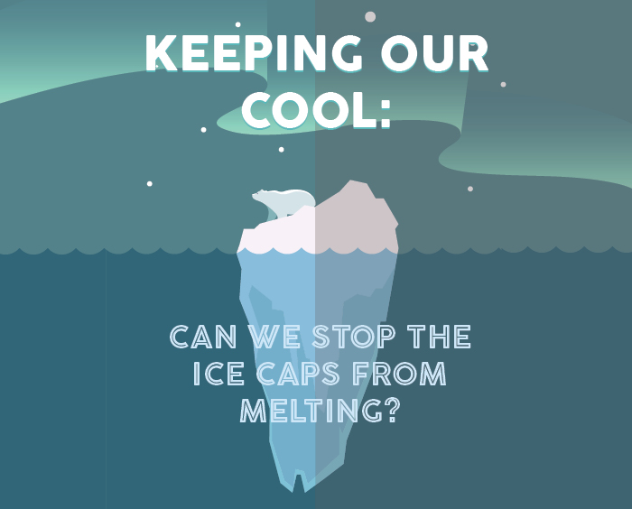 ice caps project planet