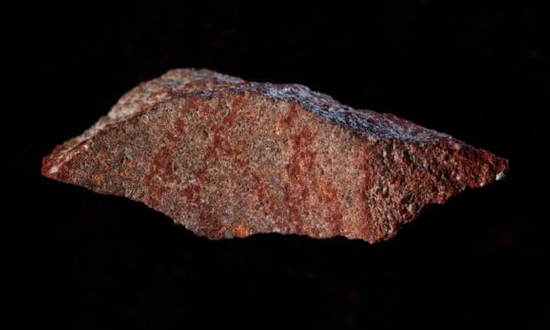 prehistoric drawing