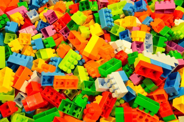 tiny toy blocks