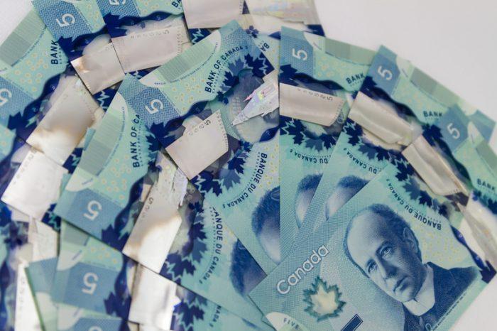 canada $5 bill