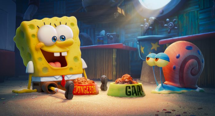 CONTEST: The SpongeBob Movie: Sponge On The Run