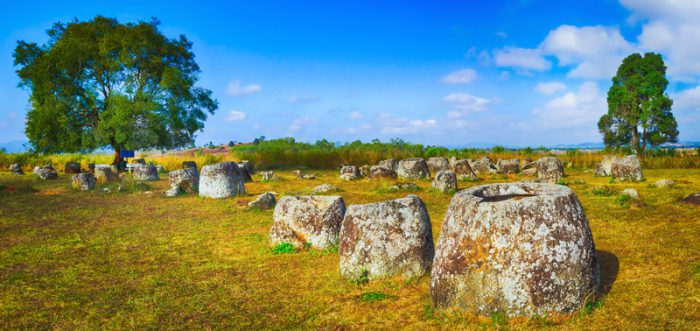 Learning about the Plain of Jars