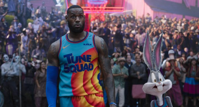 Space Jam: A New Legacy trailer arrives