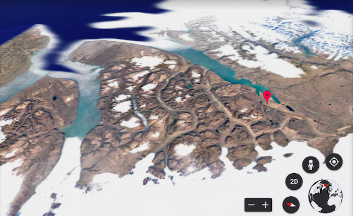 Watch as time flies by with Google Earth's new Timelapse