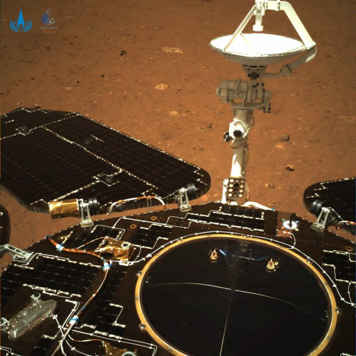 China's Mars rover Zhurong opens new era of space exploration