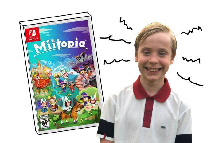 GAME REVIEW: Miitopia