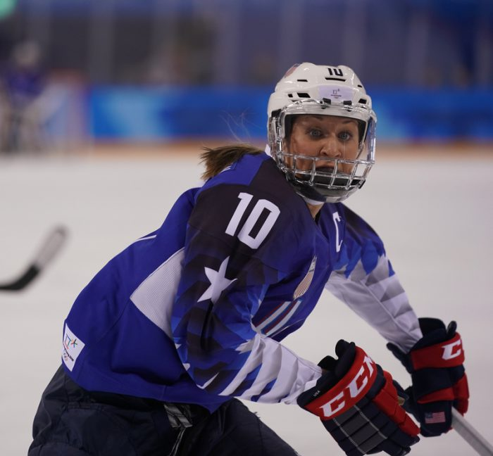 Former women's hockey stars take on big roles in NHL clubs