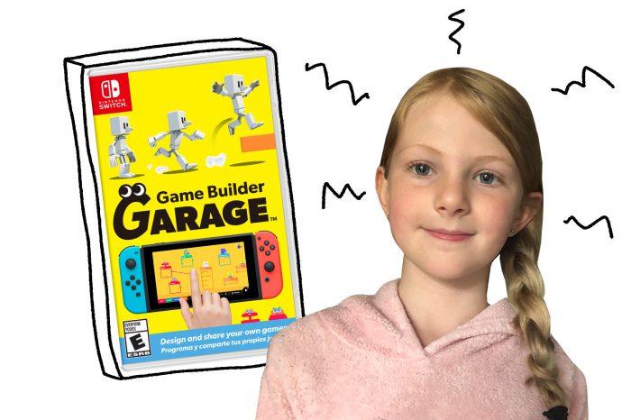 GAME REVIEW: Nintendo Game Builder Garage