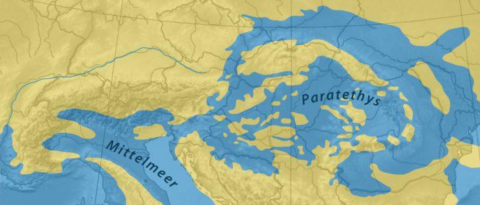paratethys sea