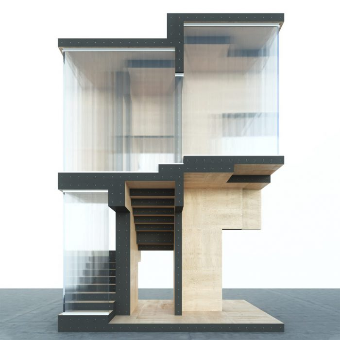 Check out House Block: a 'Lego'-ish house for real life!