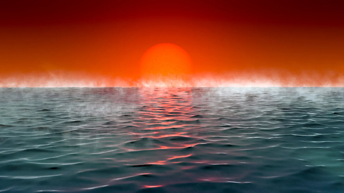 Scientists believe Hycean 'water worlds' could have life