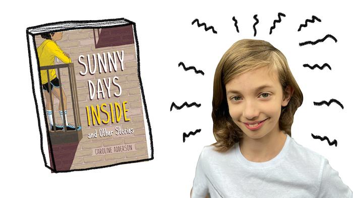 CONTEST/BOOK REVIEW: Sunny Days Inside