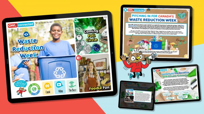 Issue 128 is all about Waste Reduction Week!