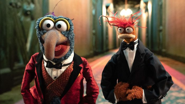Raise your spirits with the new Muppets Haunted Mansion trailer!